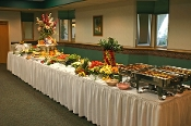 Saturday Night Buffet Banquet